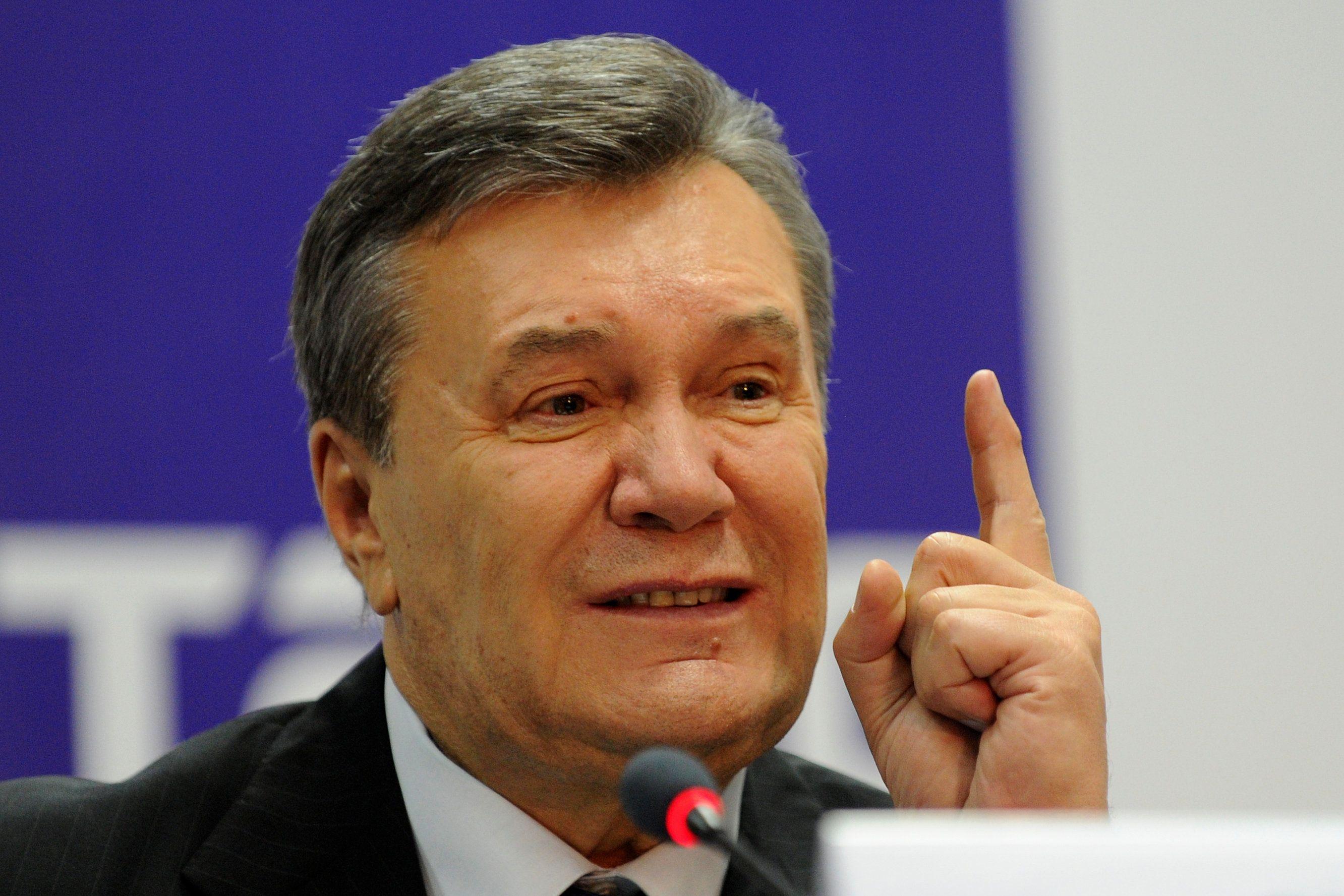 Экс-охранник рассказал, как Янукович бежал из Украины