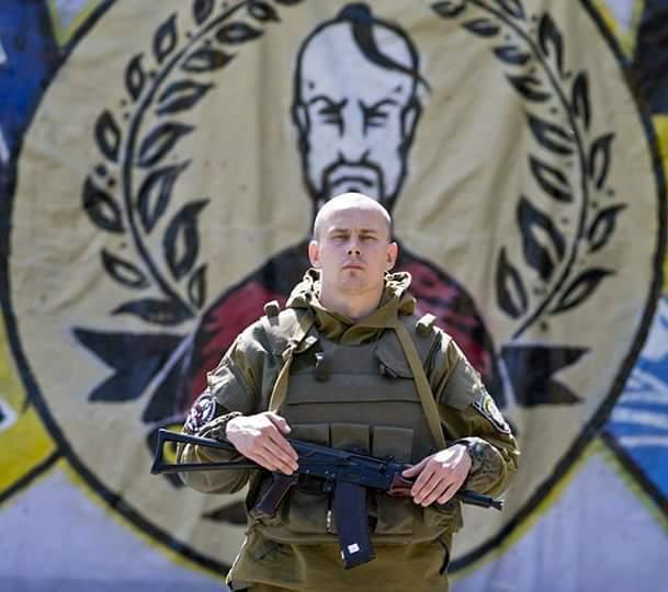 Экс-комбат батальона
