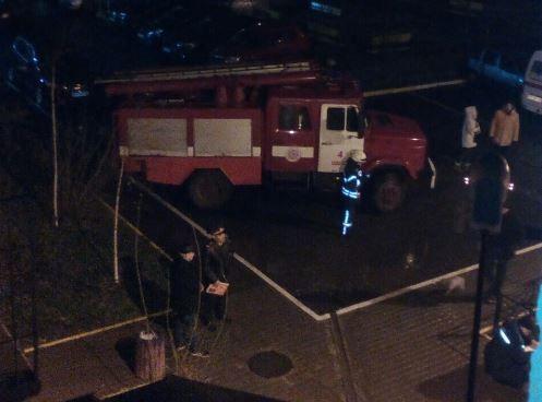 В Одессе в огне погибла мать и четыре ребенка