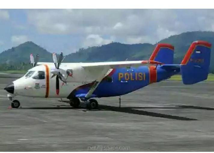 В Индонезии потерпел катастрофу самолет