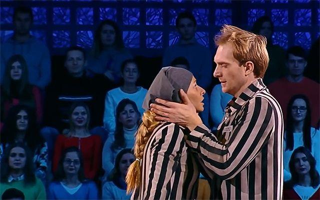 Тетяна Навка і Андрій Бурковський