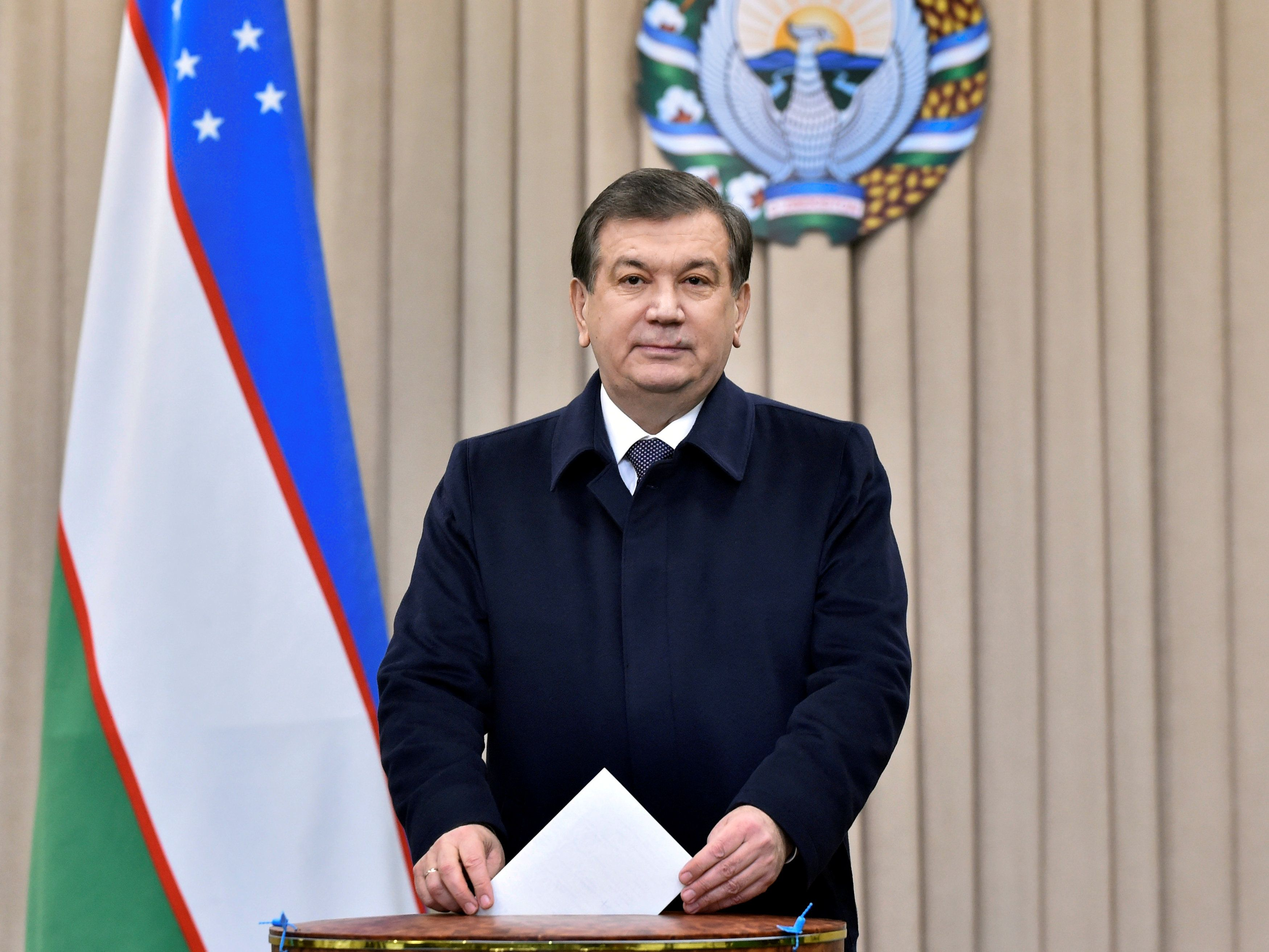Шавкат Мирзиёев