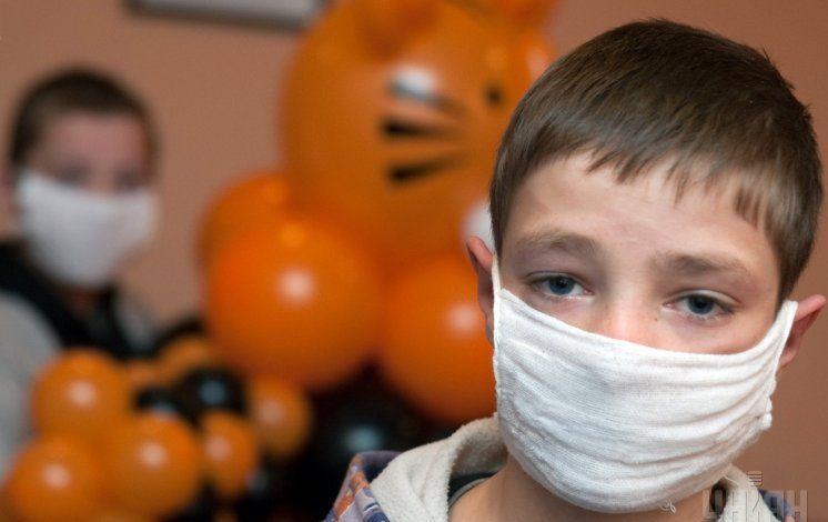 эпидемия, грипп, маска, карантин 2