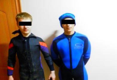 На Закарпатье поймали табачных контрабандистов