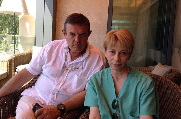 Яков Рогалин и Елизавета Глинка