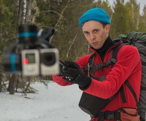 видеоблогер Максим Ліпатов