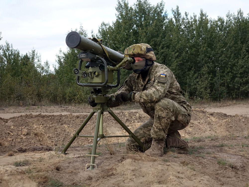 ВСУ приняли на вооружение комплекс