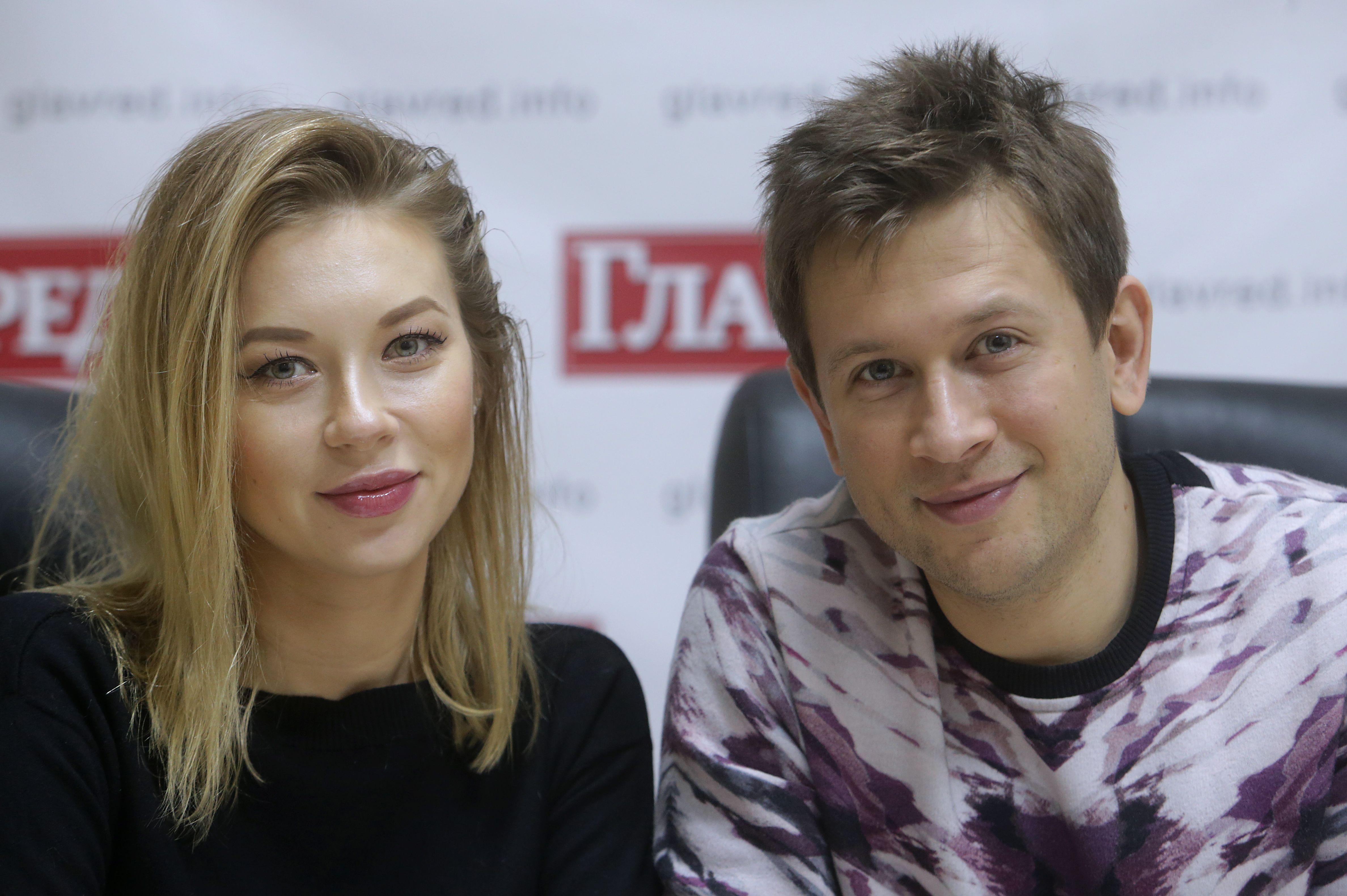 Дмитрий Ступка, Полина Логунова