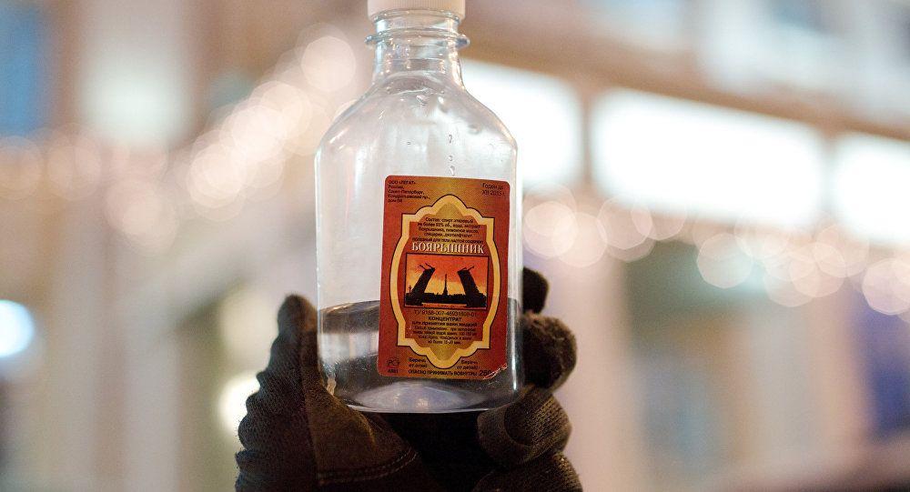 Россиянам предложили пить настойку боярышника