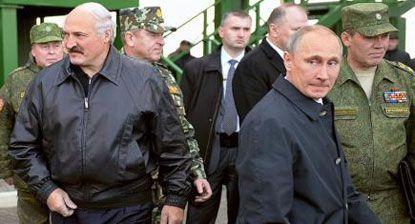 Главная проблема Путина в том, что он – недостаточно Лукашенко