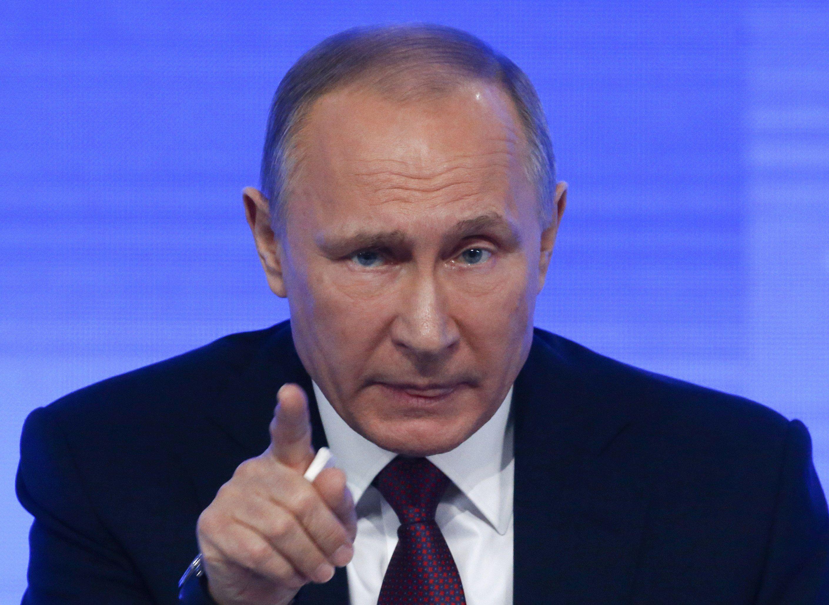 Путина подловили на фейке