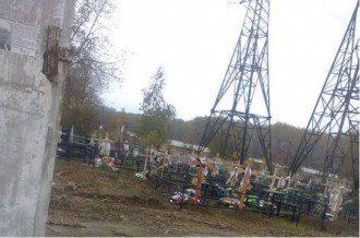 В Донецке на кладбище прогремел взрыв, пострадали три человека - Донецк новости