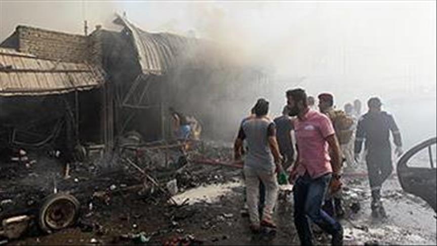 Теракт в Ираке, иллюстрация