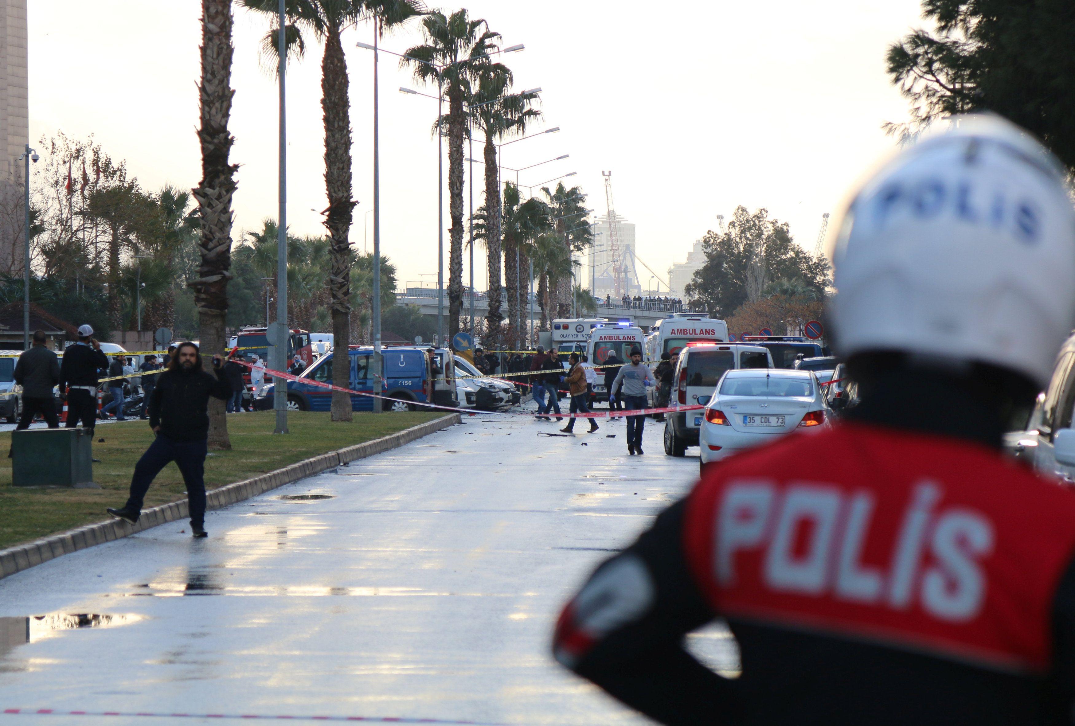 Турция,полиция