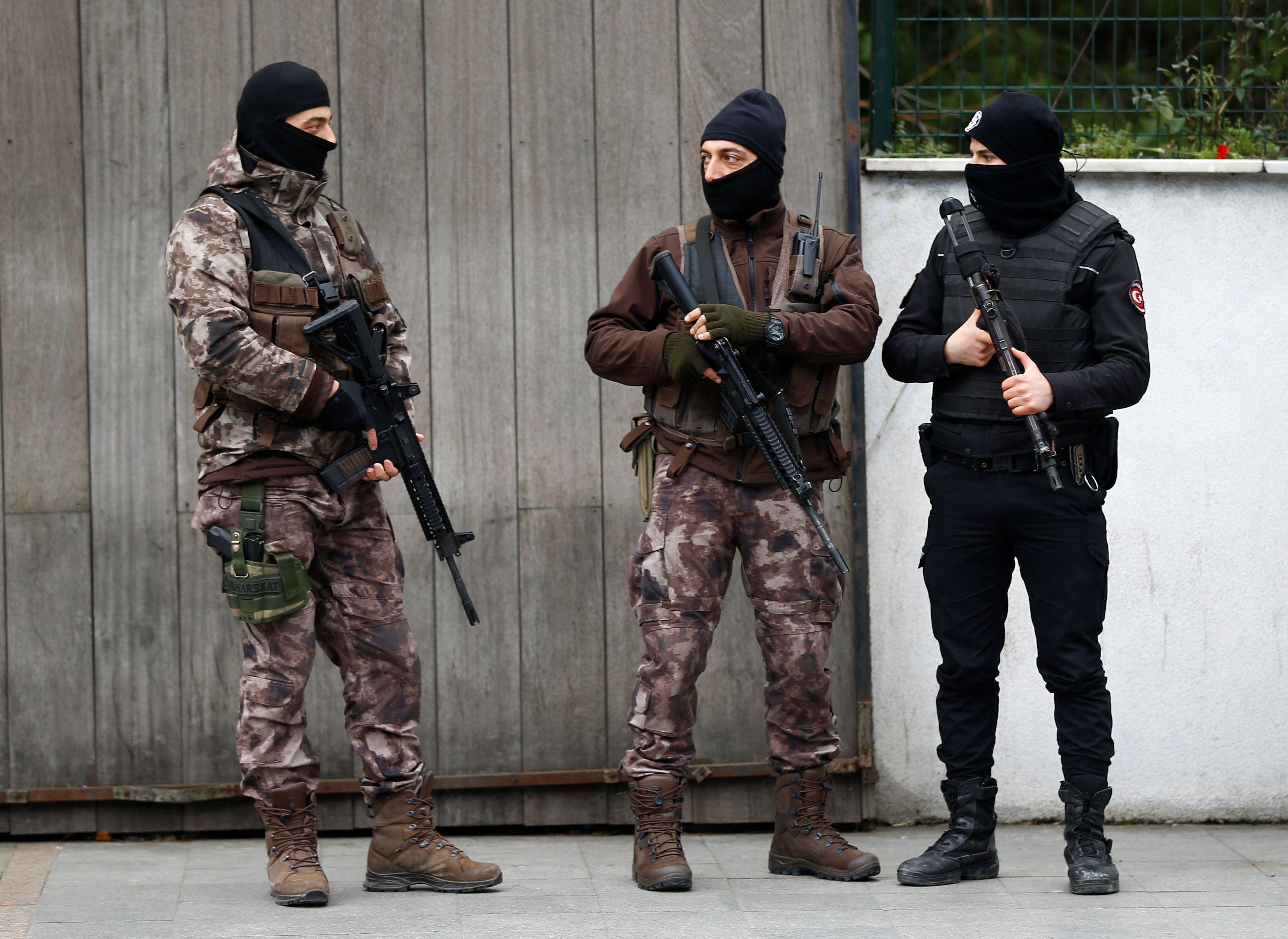 Назвать Турцию спокойной страной даже по сравнению с воюющей Украиной нельзя