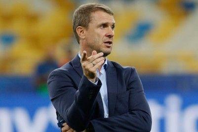 Сергій Ребров