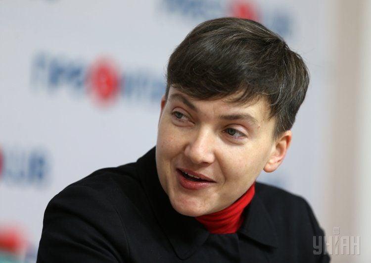 Надежда Савченко рассказала о попытке вербовки