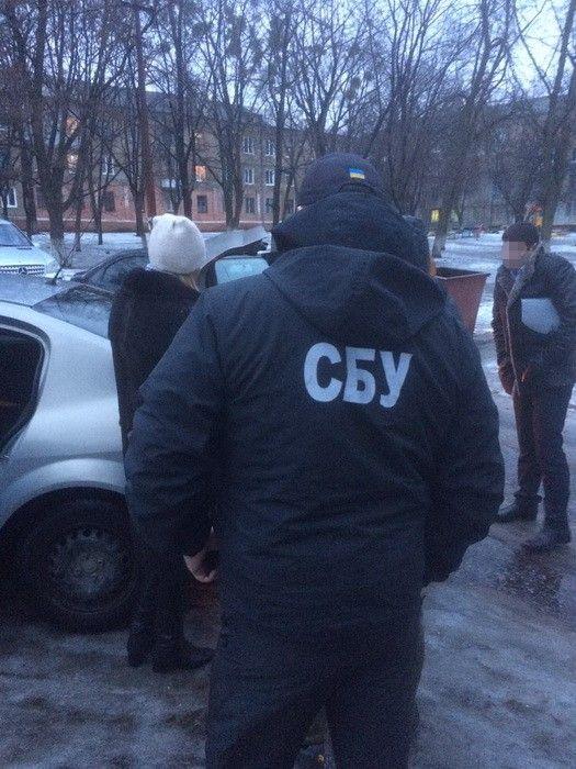 В Краматорске с поличным поймали чиновника горсовета