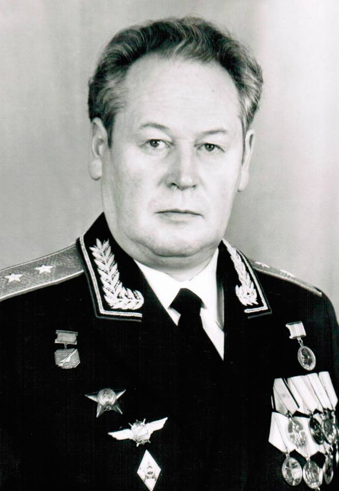 Генерал-лейтенант Лев Козлов