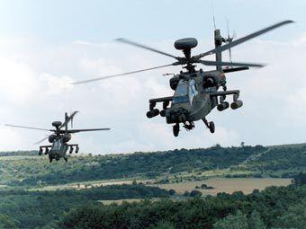 Вертолеты Apache