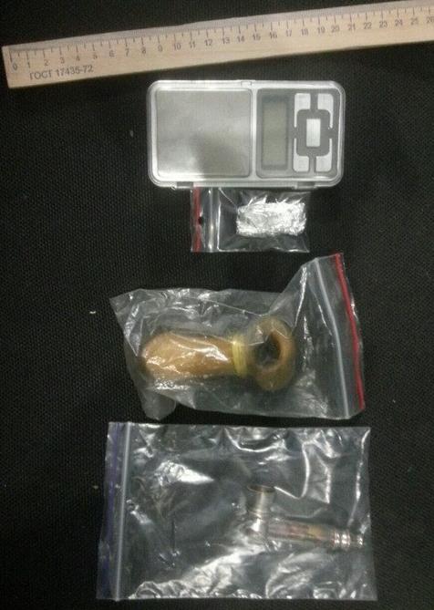 Вещи, которые нашли силовики