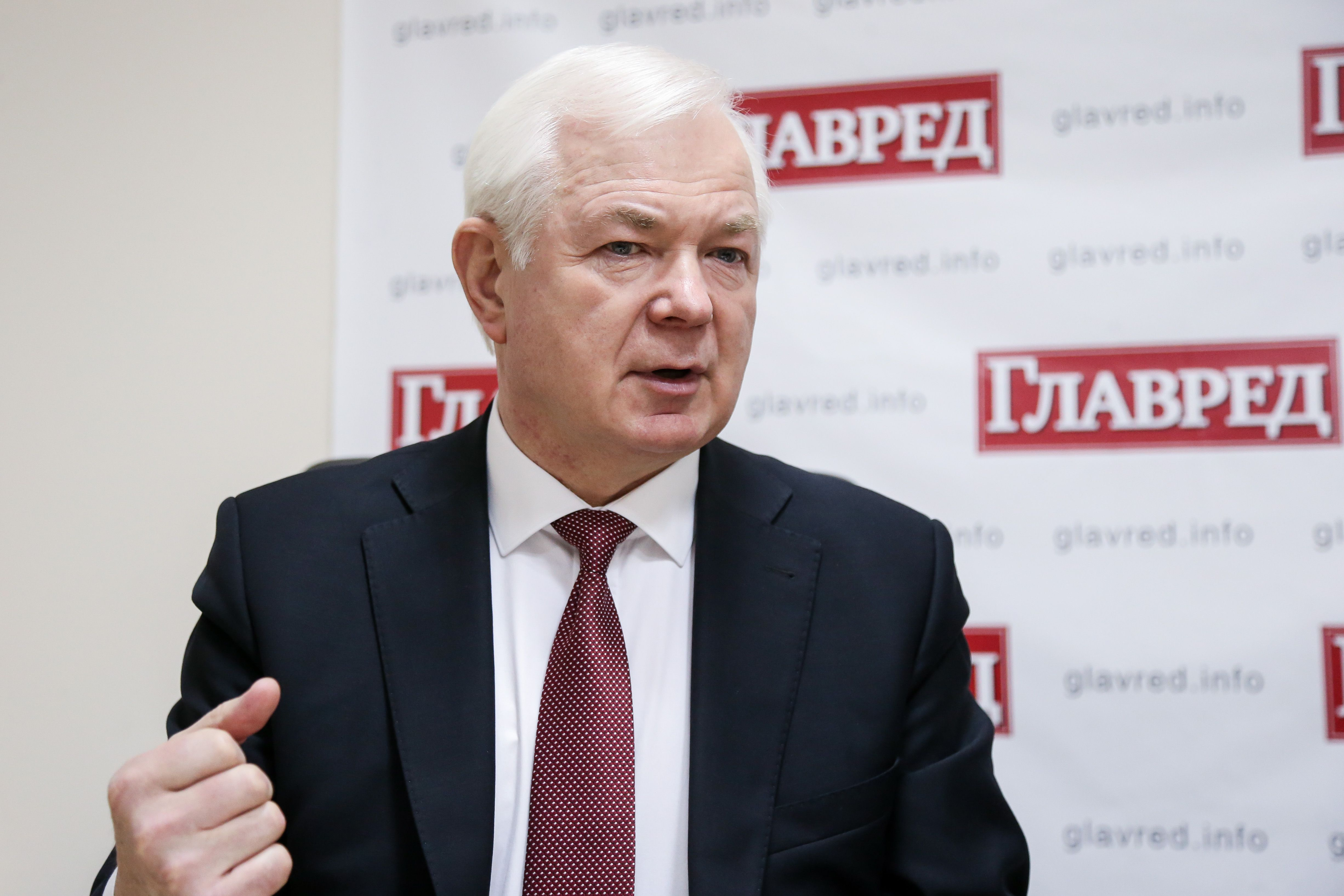 Николай Маломуж.