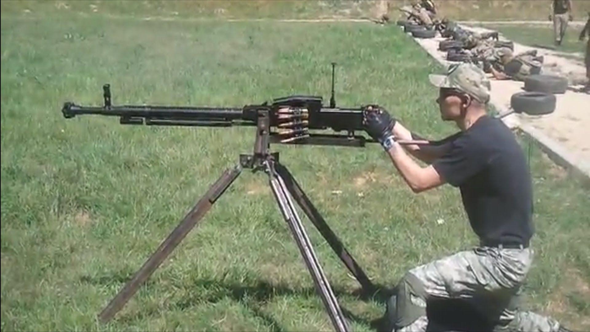 Литва передала Украине сотни пулеметов