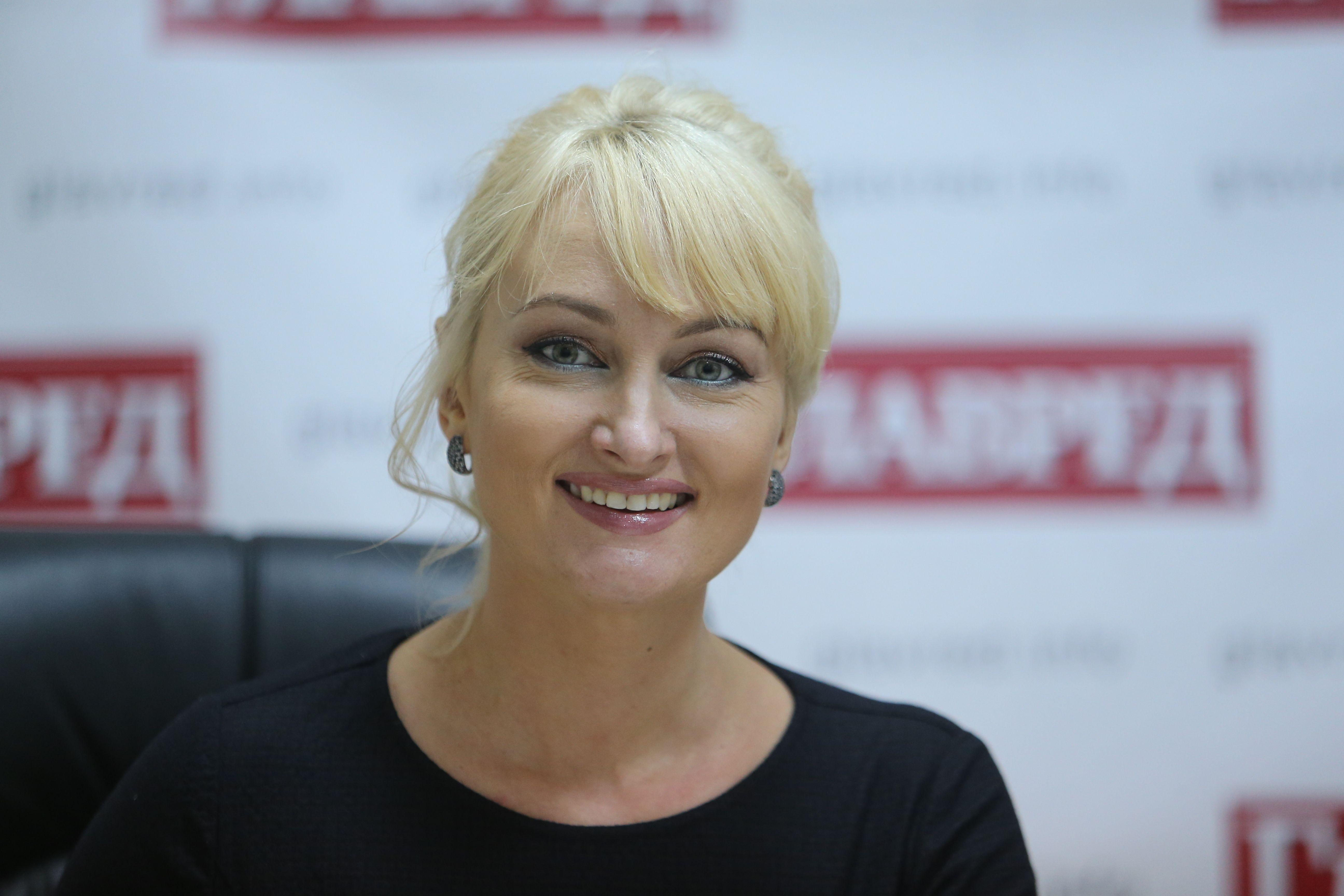 Наталия Фарносова