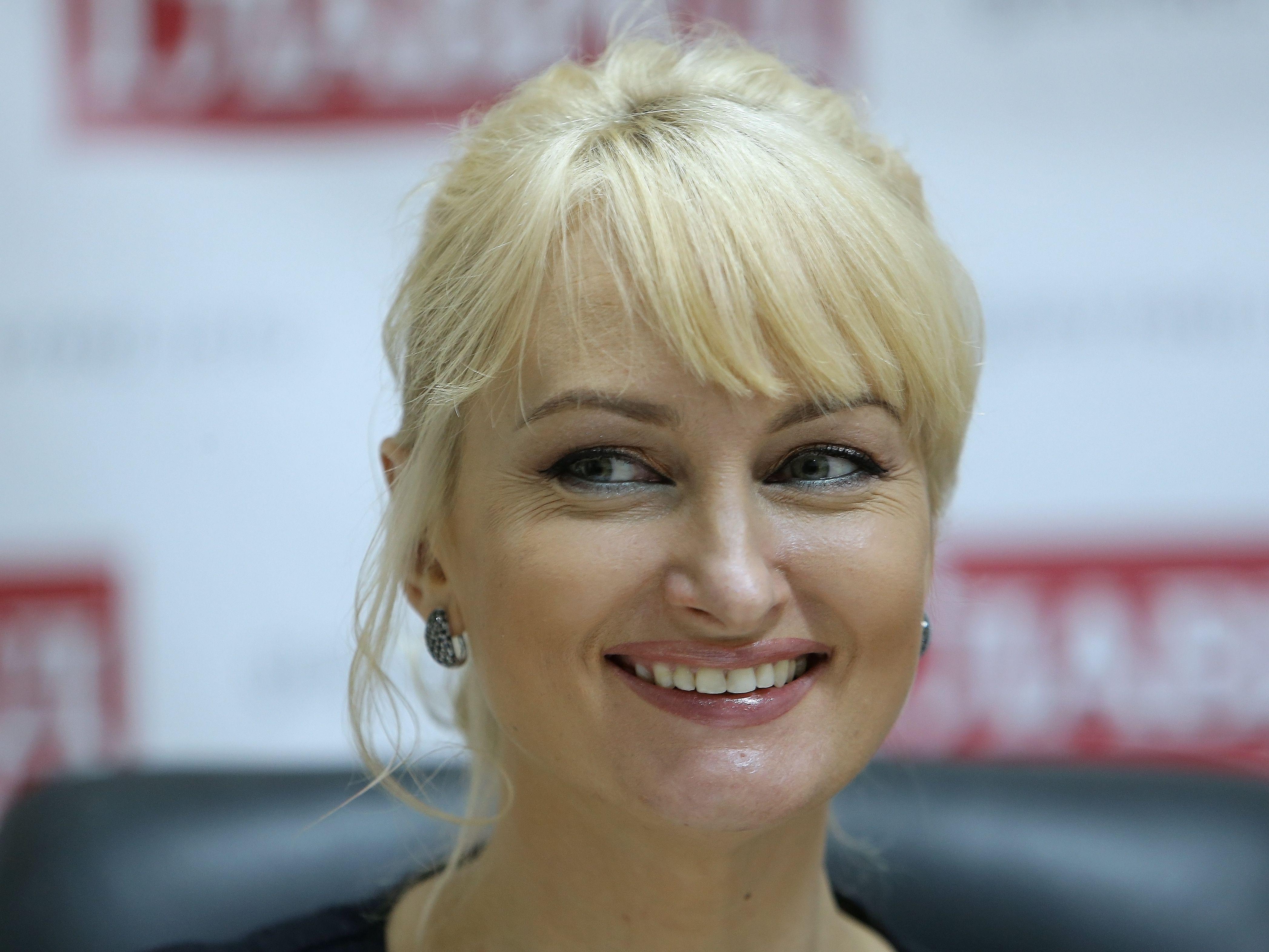 Наталья Фарносова