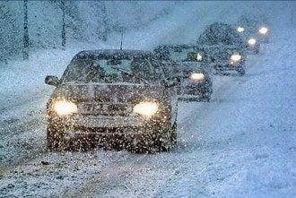 В Украине продолжаться снегопады