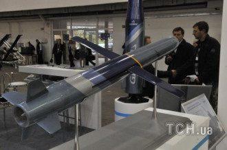 "Украинская ракета ""Коршун-2"""