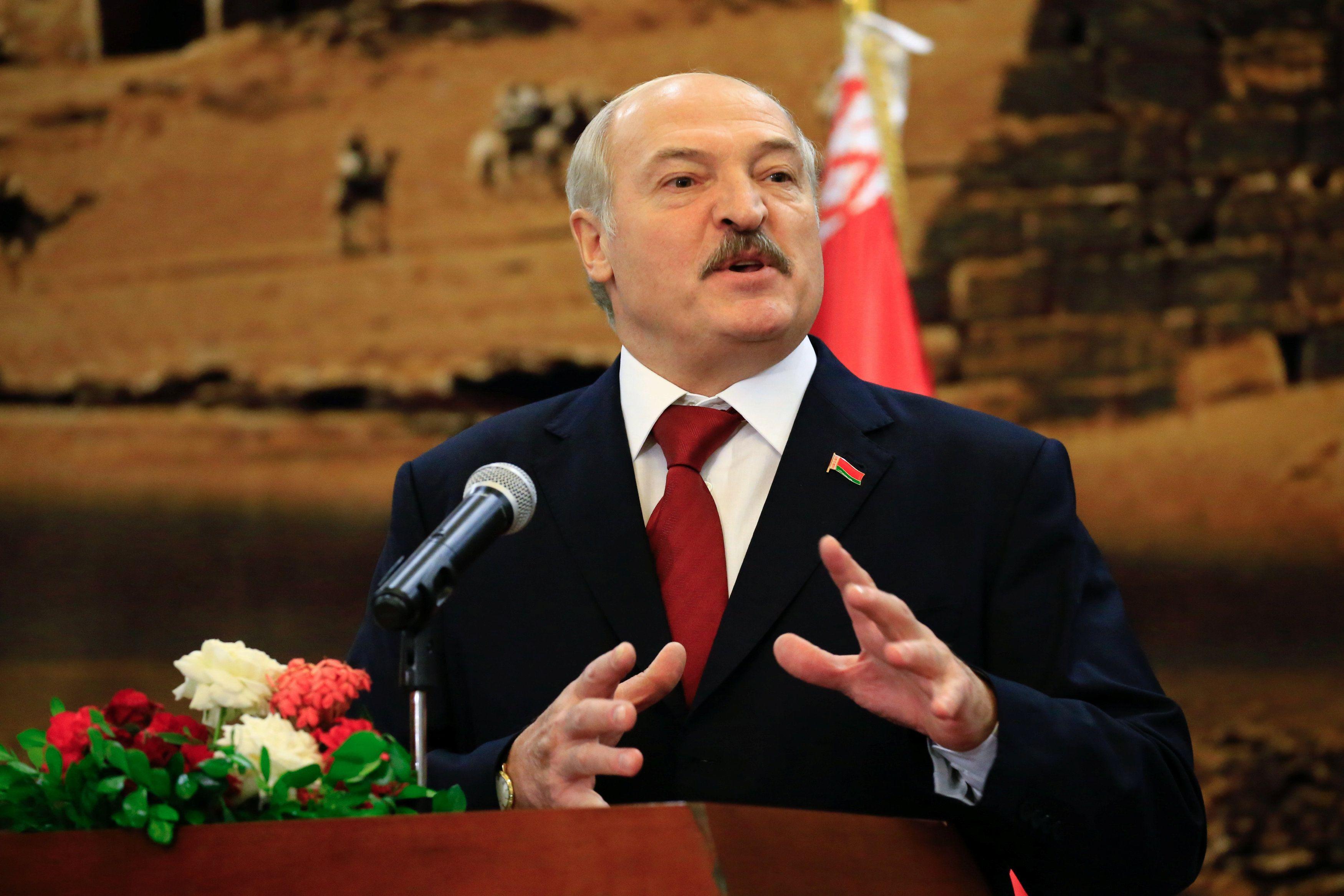 Президент Беларуси заговорил о миротворцах на Донбассе
