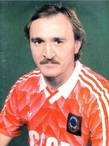 Виктор Чанов в майке сборной СССР