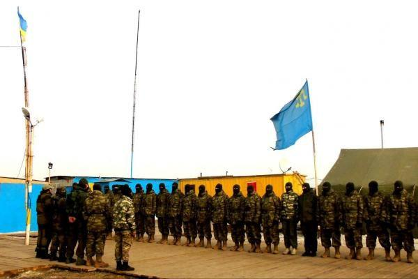 База батальона