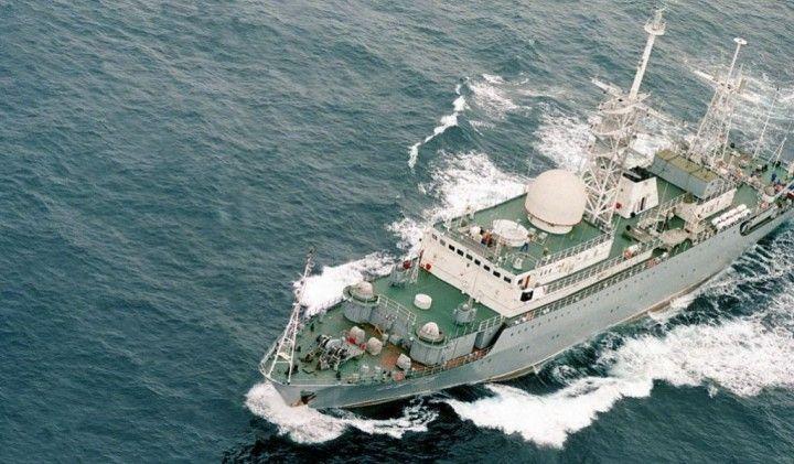 корабль, Виктор Леонов, РФ
