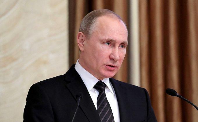 Журналист сообщил, что родители Владимира Путина поженились после жуткого инцидента