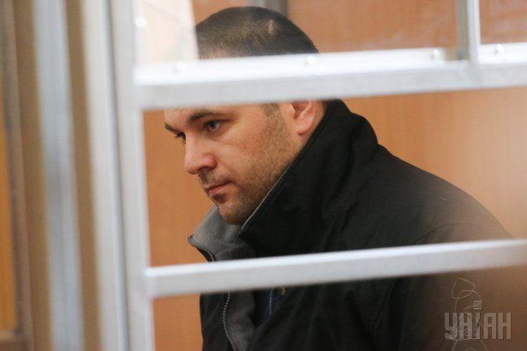 Александр Пугачев в зале суда