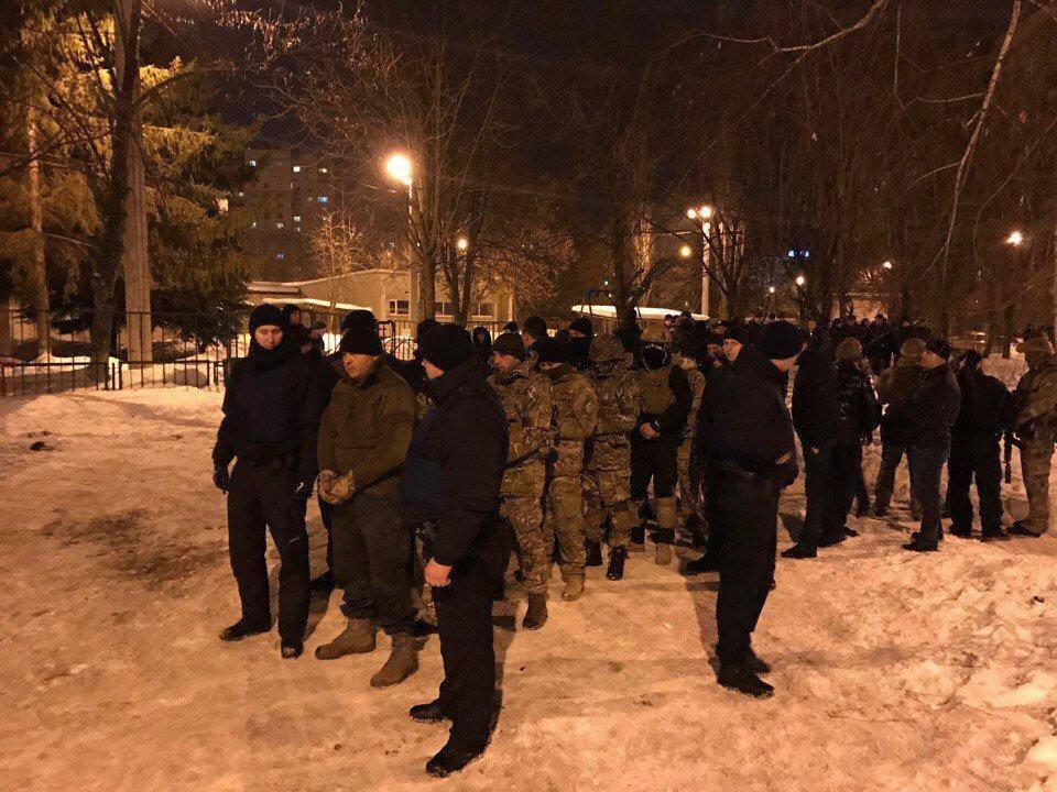 В Харькове задержали 9 участников потасовки