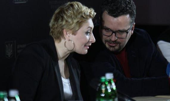 Виктория Тигипко и Филипп Ильенко