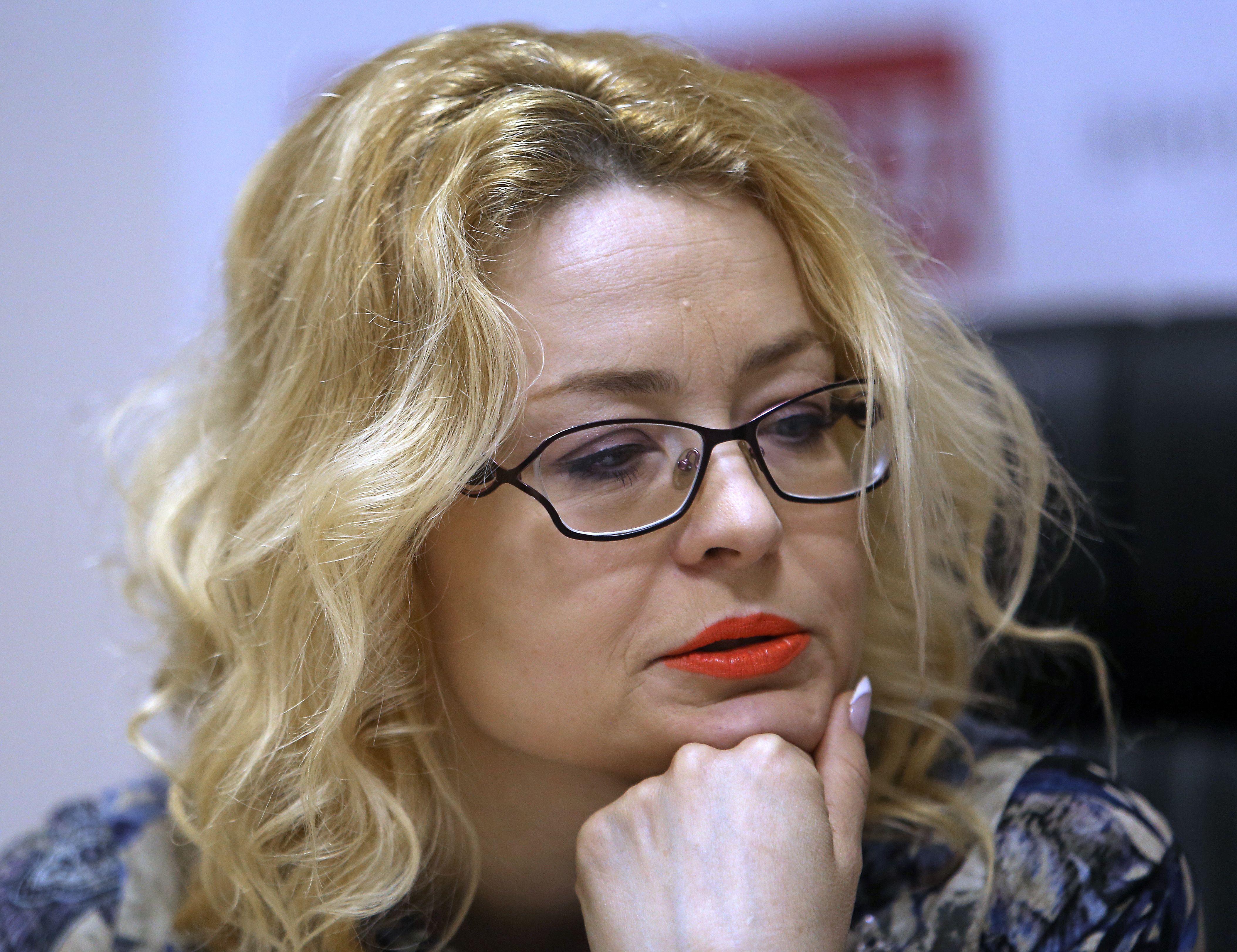Голда Виноградская