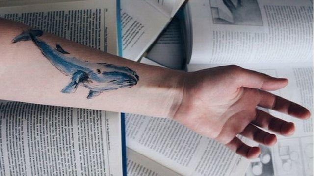 синий кит, суицид, соцсети