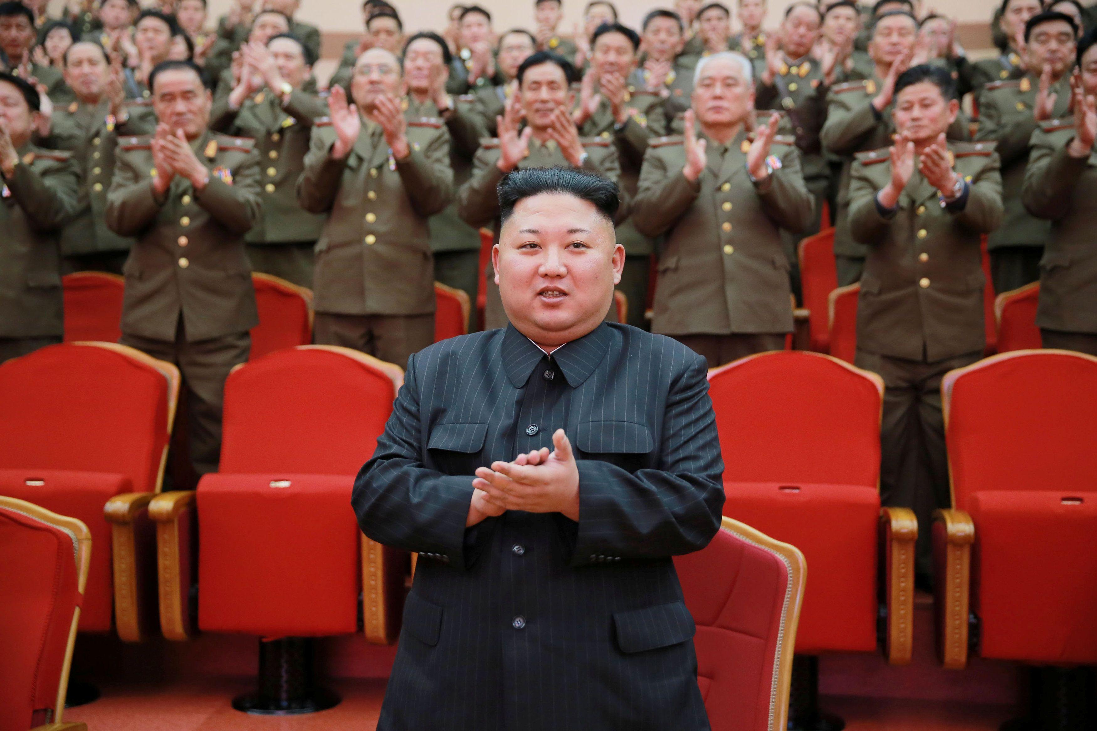 КНДР, Ким Чен Ын