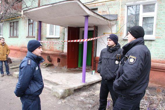 В Чернигове ранены 2 полицейских