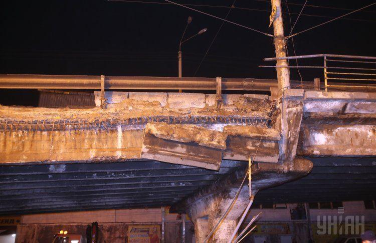 В Киеве перекроют Шулявский мост, движение транспорта изменится