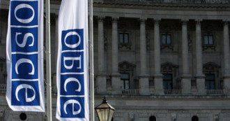 Наблюдатель ОБСЕ в Краматорске стал участником ДТП