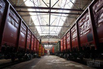 вагони, Укрзалізниця