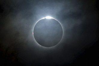 Украинцы увидят редкое лунное затмение