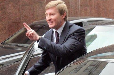 АХметов возглавил список украинских миллиардеров