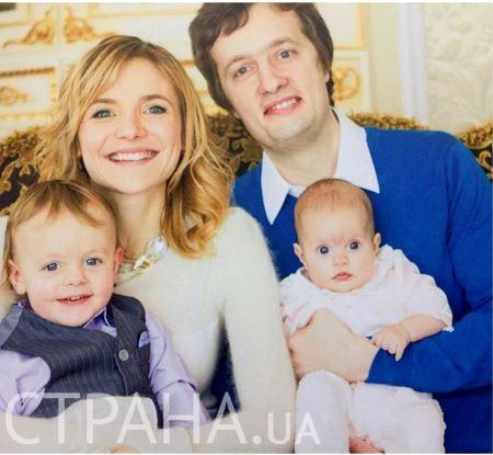 В Сеть впервые попали фото внуков Порошенко