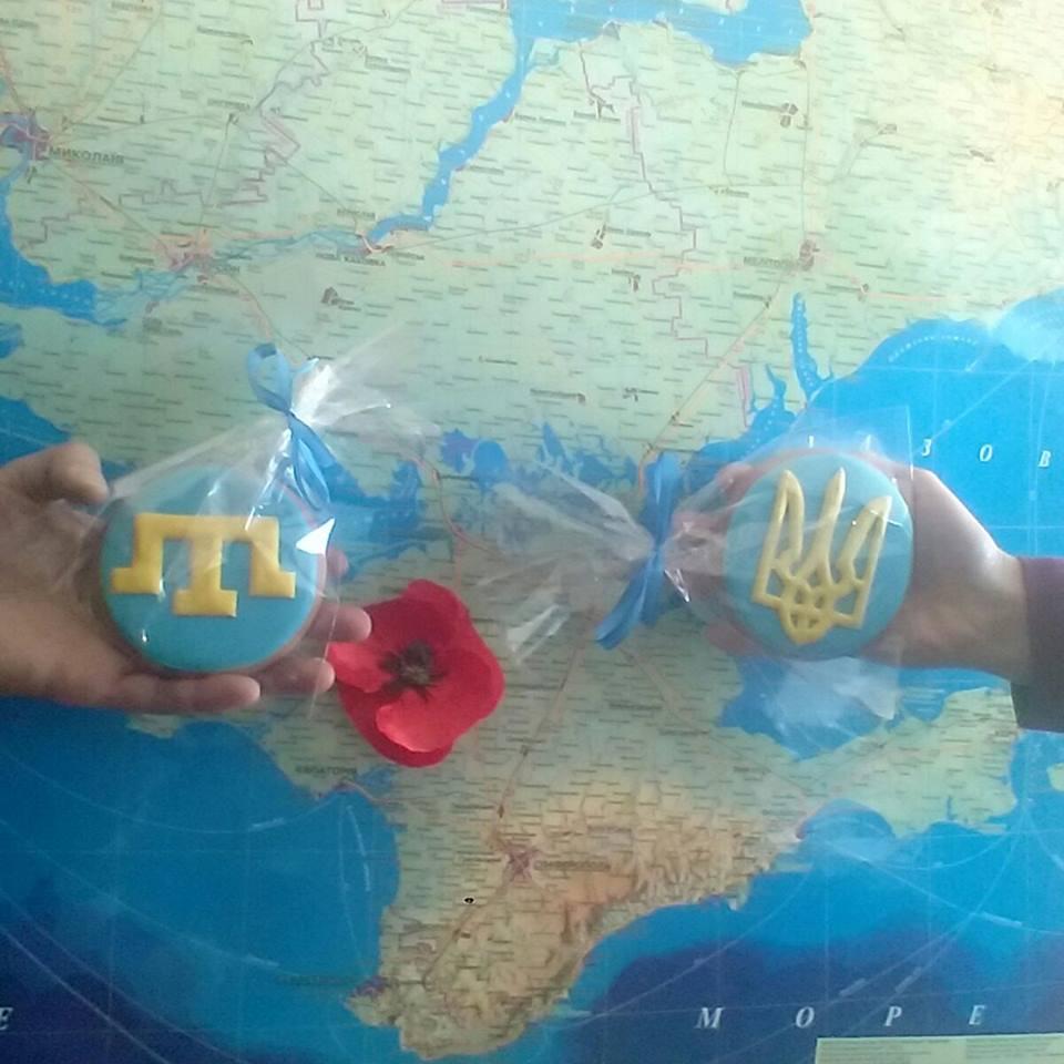 Крым, Украина, карта